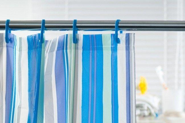 Как почистить шторку для ванной 0