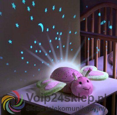 Projektor Motyl Summer Slumber Buddies #elektronicznaniania #Summer #projektorydladzieci