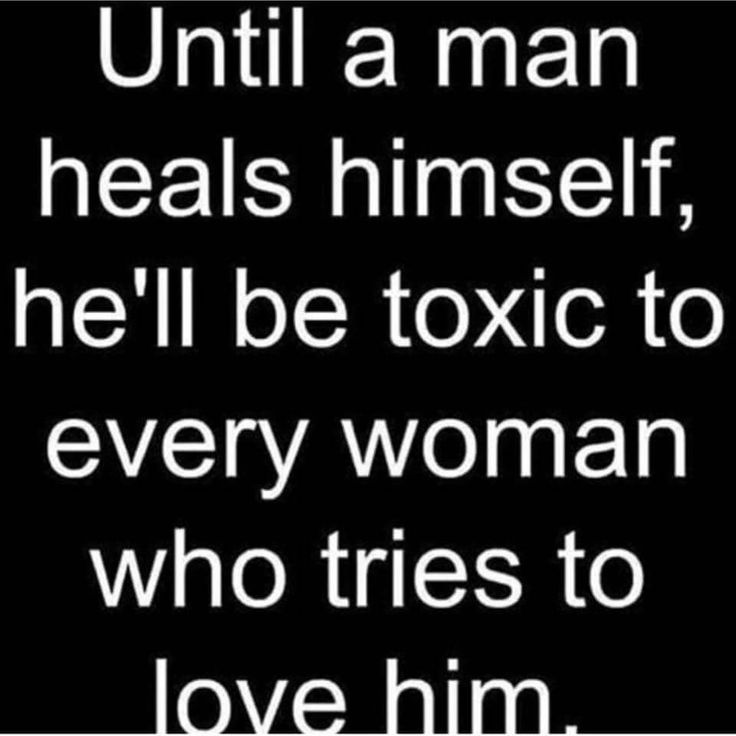 This is so true. Took me 30 years and still he rejected me. You can't love them, care for them or do enough of anything to make them change. Let them drown in their toxicity or pull themselves out on their own.