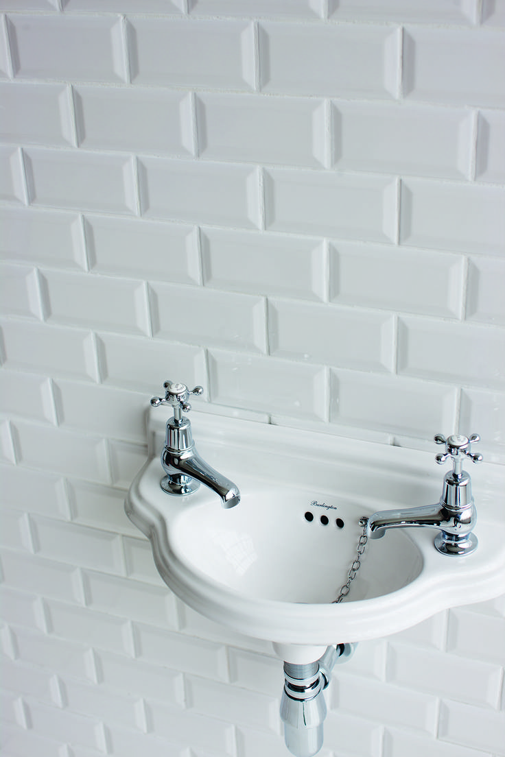 Ceramic bathroom tile acquerelli shower fixtures for sale too - Add An Elegant Touch To Bathrooms Claremont Basin Taps From Burlington Bathrooms Http