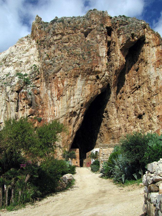 Grotta Mangiapane, Grotte di Scurati, Custonaci, Trapani