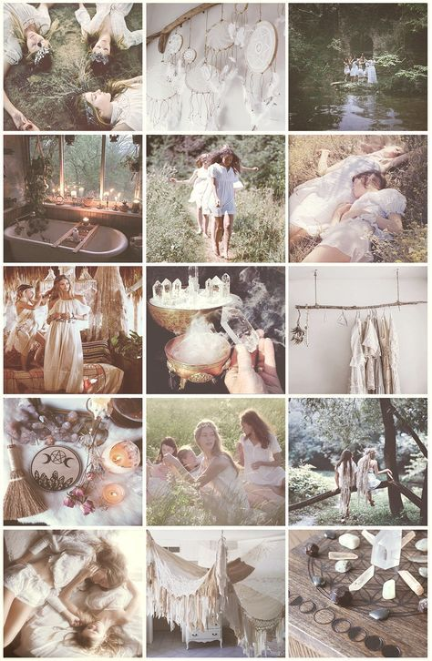 Boho Witches Series X - Coven aesthetic
