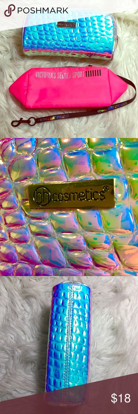 BH Cosmetic Holographic bag & free VS sport Holographic