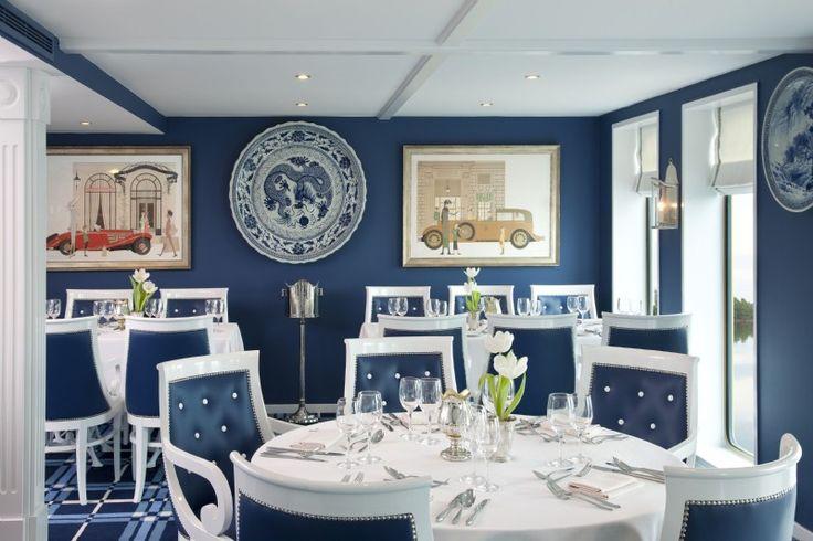 River Queen Restaurant - Courtesy Uniworld