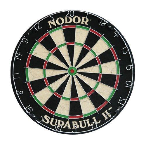 Cible+en+Crin+Nodor+Supabull+:+Cible+homologuée.+  En+Sisal+(fibre+de+végétal).+  Epaisseur+:+35+mm.+  Diamètre+:+45+cm.+  Séparation+de+zones+en+acier+à+haute+résistance+pour+une+durabilité+maximale  Vendue+sans+fléchette.