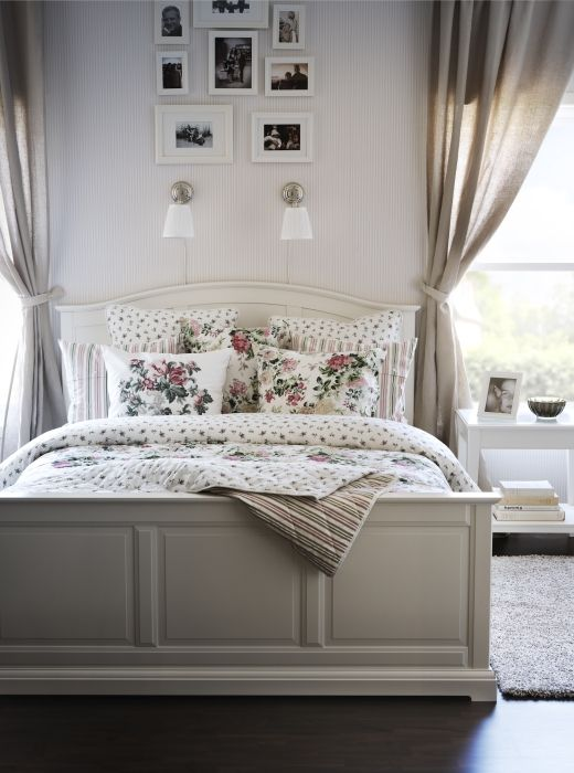 Light Bright And Completely You Your Bedroom Is The One Place Where Should