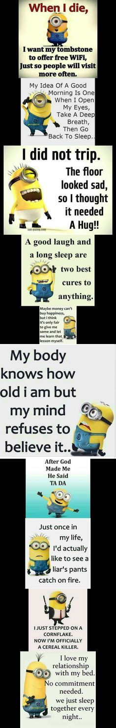 Top 10 Funniest Minion Memes...   10, Funniest, Funny Minion Quotes