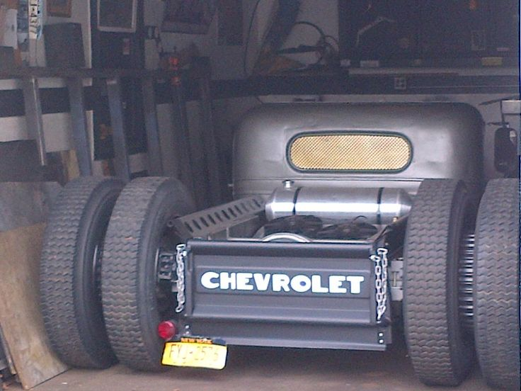 dually rat rods | DuallyDupa by 42oldschool