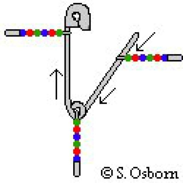 How to Make Your Own Beaded Safety Pin Jewelry: Beaded Safety Pin Instructions