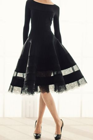 Perfect dress if I had a place to wear it...brides of adelaide magazine - black and white - formal black tie - wedding