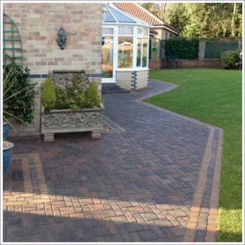 Arlanda Interlocking Plaspave Block Paving Driveways And Patio