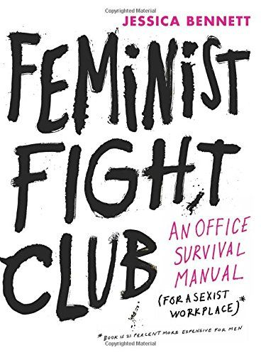 82 best the executive presence book club images on pinterest books interesting book feminist fight club tackles both the external sexist and internal fandeluxe Images