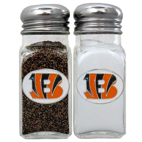 Cincinnati Bengals Salt & Pepper Shaker
