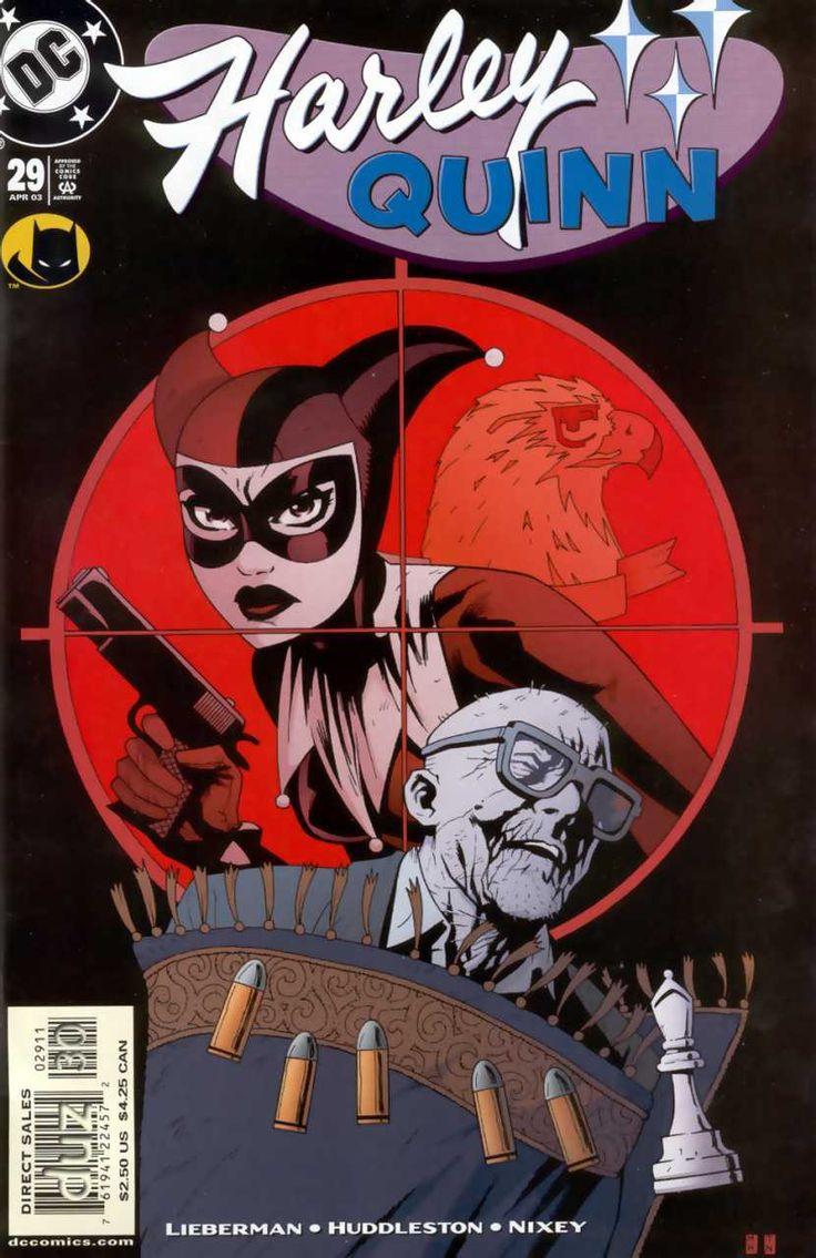 2003-05 - Harley Quinn Volume 1 - #29 - Vengeance Unlimited Part 4 #HarleyQuinnComics #DCComics #HarleyQuinnFan #HarleyQuinn #ComicBooks