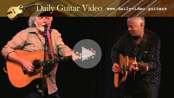 "Thom Bresh & Tommy Emmanuel - Guitar Rag - http://dailyvideo.guitars/thom-bresh-tommy-emmanuel-guitar-rag/ -  Thom Bresh and Tommy Emmanuel play ""Guitar Rag"""