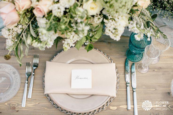Идеи сервировки и украшения стола. Свадебная сервировка. Праздничная сервировка стола. Сервировка стола, свадьба, украшения. Эко, дерево, природный, бирюза, бежевый, свадебный декор, свадебный декор 2016, свадебные идеи, свадебные цветы, свадебные декорации, свадебные композиции, свадебный декор
