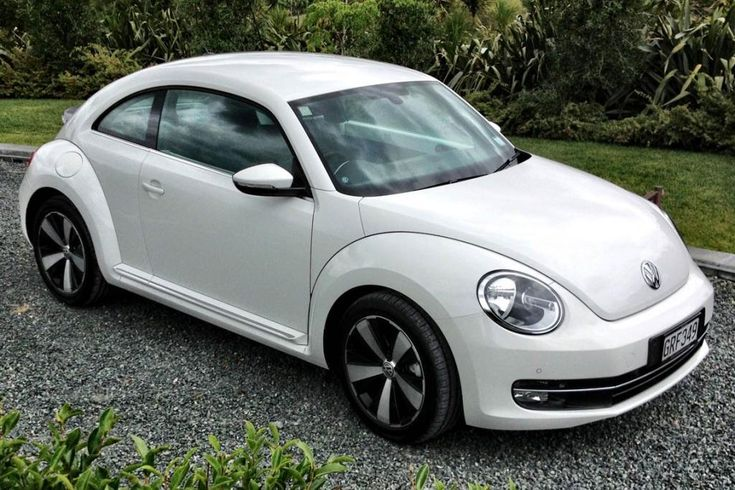 2013 VW Beetle II   Want them to make a convertible!