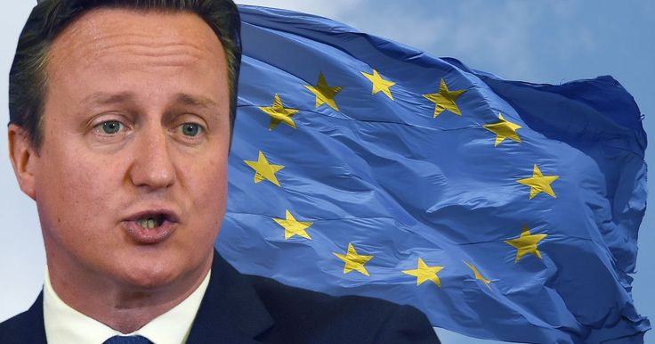 SHOWDOWN: CAMERON SAYS #UK LEAVING #EU COULD BRING #WAR!