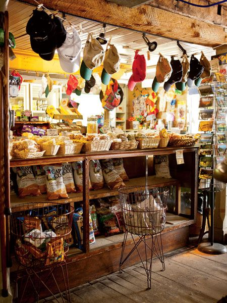 The Best 5 Small Vermont Country Stores - Willey's in Greensboro and Currier's in Glover