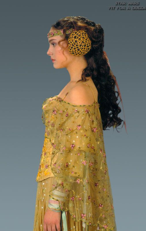 Padme Naboo Mountain Meadow dress from Star Wars Episode II: Attack of the Clones