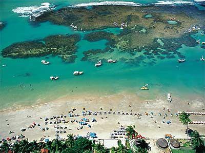 Porto de Galinhas - Recife / Pernambuco / Brazil