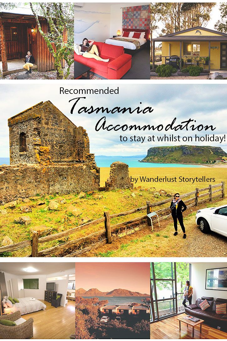 A list of recommended places to stay on your Road-Trip around Tasmania in Australia!  These are places we stayed at and loved them! :)  Hoping to make the planning stage easier for others by sharing it around :)