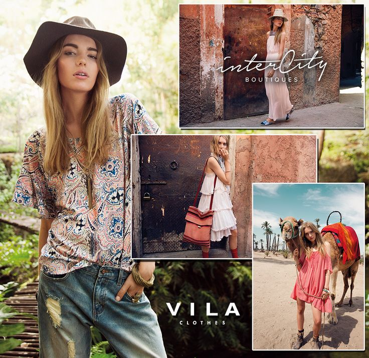New collection VILA Spring/Summer 2015