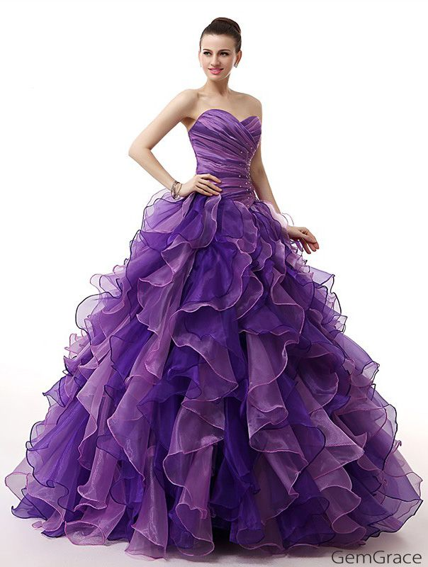 Mejores 29 imágenes de 2017 Quinceanera Dresses en Pinterest ...