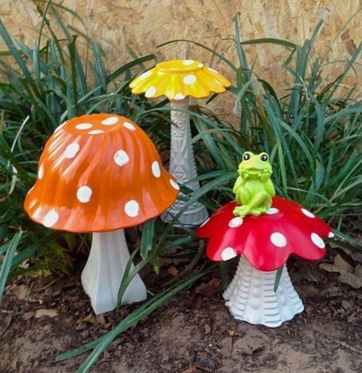 Amazing Simple Garden Decorating Ideas 40 – Awesom…