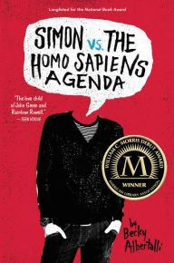 Simon vs. the Homo Sapiens Agenda by Becky Albertalli --