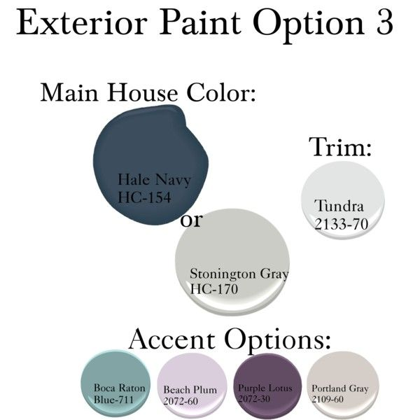 """Exterior Paint Option 3"" by jamieschuetz on Polyvore"