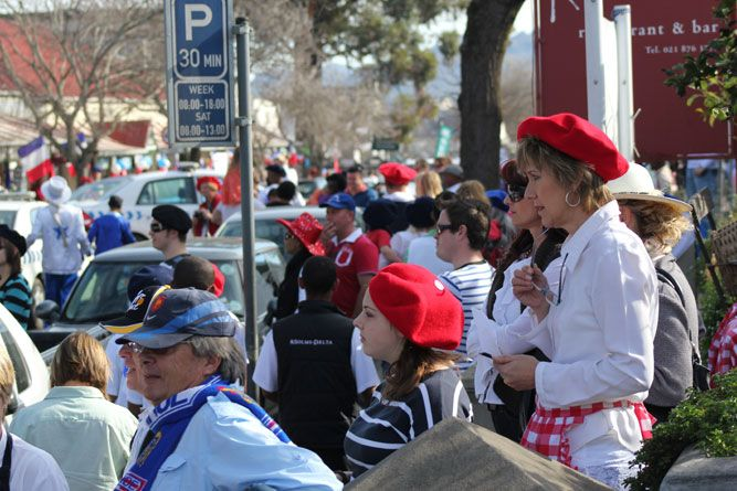 Franschhoek Bastille Day | July | All over Franschhoek