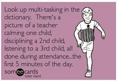 Why teachers are basically superheroes