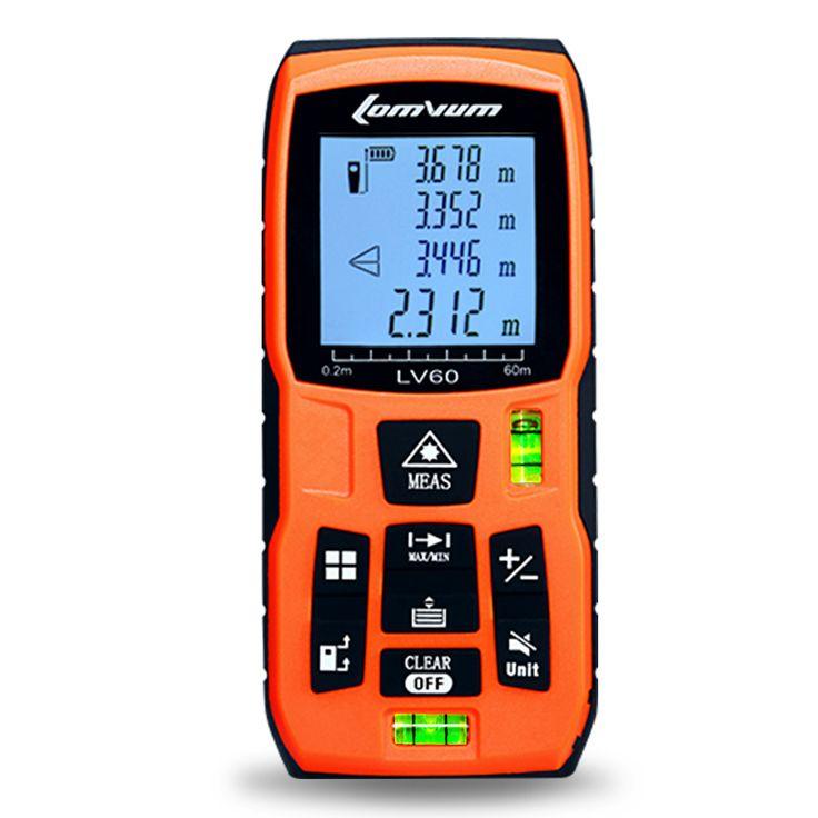 40 meterslaser range finder, high-precision hand-held infrared measuring instrument, laser electronic ruler