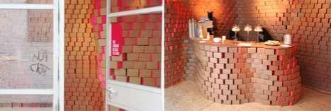 Cardboard Cafes - B3 Designers at London Design Festival