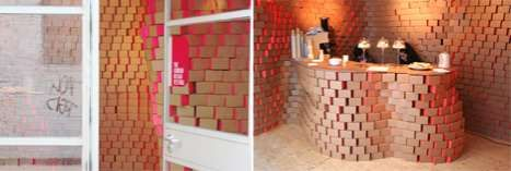 Cardboard Cafes - B3 Designers at London Design Festival