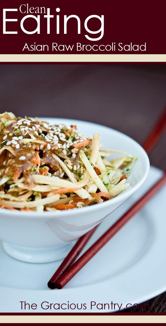 1000+ ideas about Raw Broccoli Salad on Pinterest | Raw ...