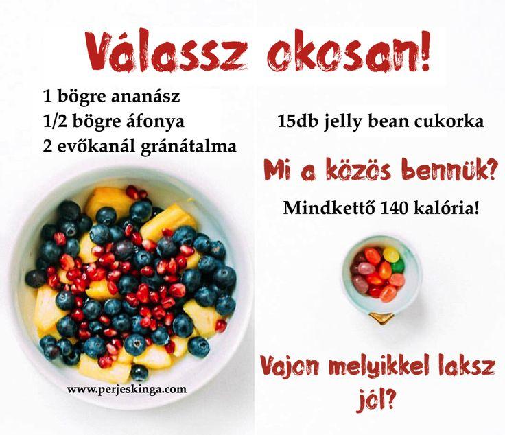 Kalória vs. kalória - Ételek, Természetes egészség és..