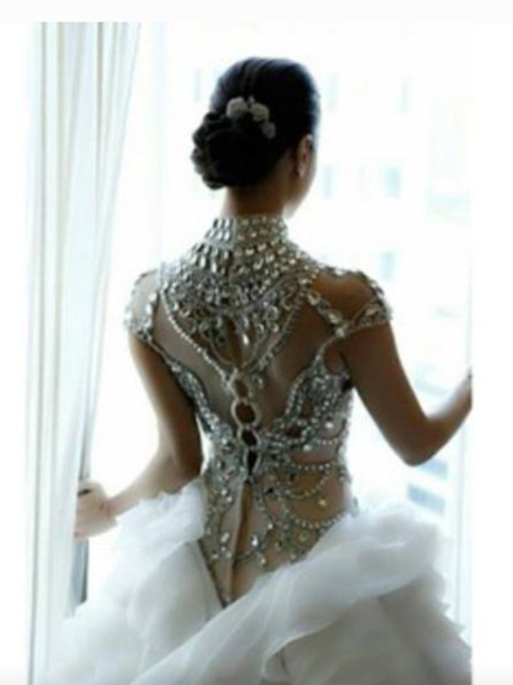 Wedding Gown By Francis Cibrian As Worn By Local Filipina