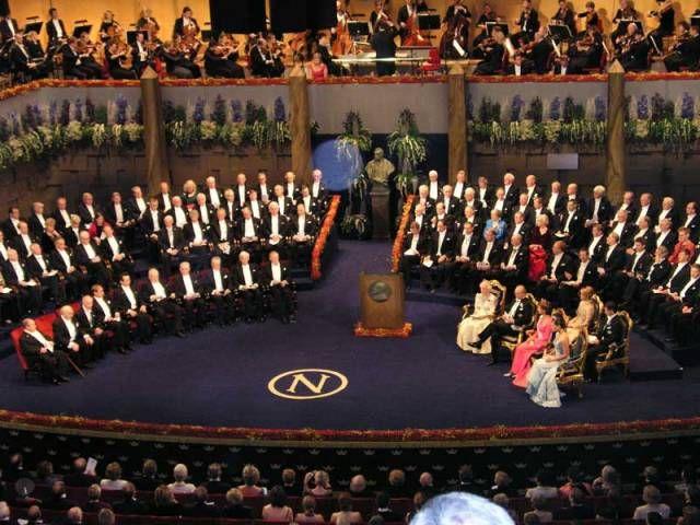 udělování nobelovy ceny - Hledat Googlem