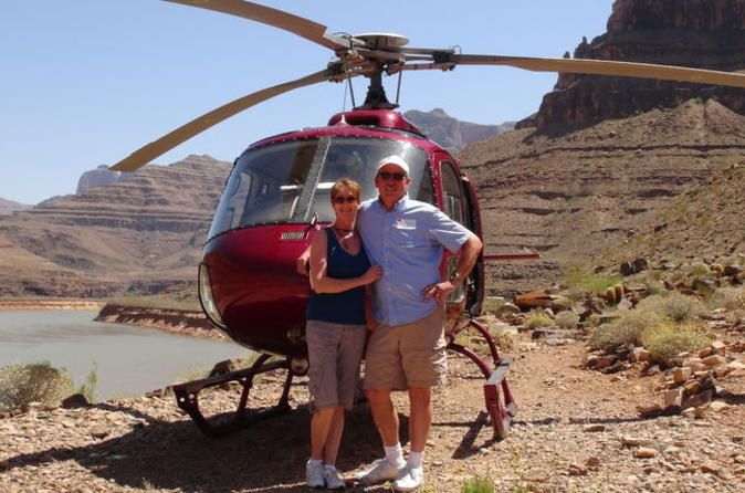 Ultimate Grand Canyon 4-in-1 Helicopter Tour