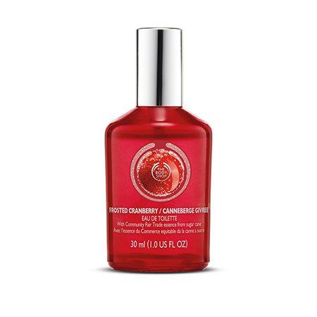 The Body Shop Limited Edition Frosted Cranberry Eau De Toilette