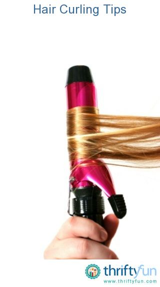 This guide contains hair curling tips. Whether using a curling iron or rollers there are things to learn to get the curl you want.