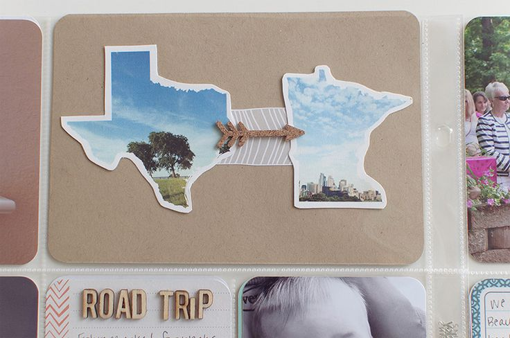 great idea for a road trip page.