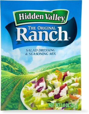Hidden Valley<sup>®</sup> Original Ranch<sup>®</sup> Salad Dressing & Seasoning Mix