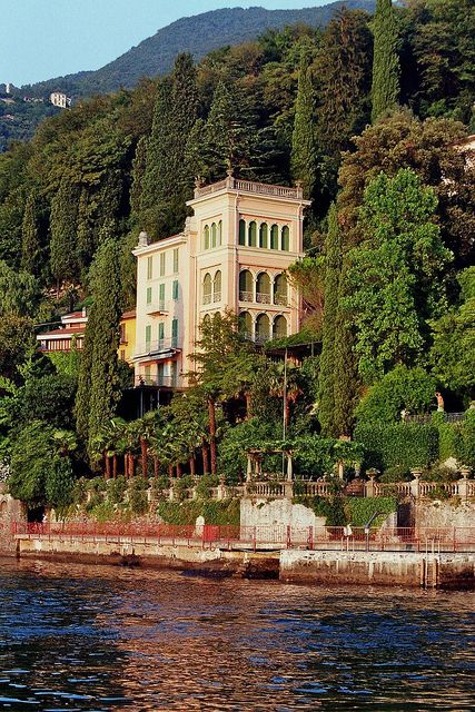 Varenna, Province de Lecco - Lombardie, Italy