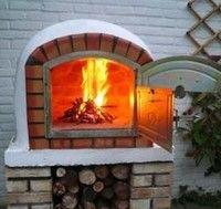 Mediterrani Outdoor Brick Oven
