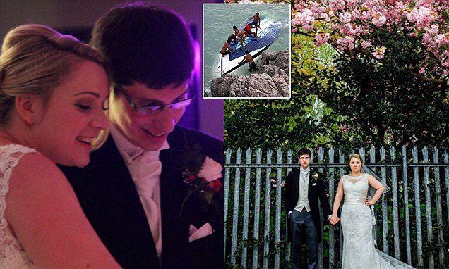British woman killed in horror Thai speedboat crash was on honeymoon