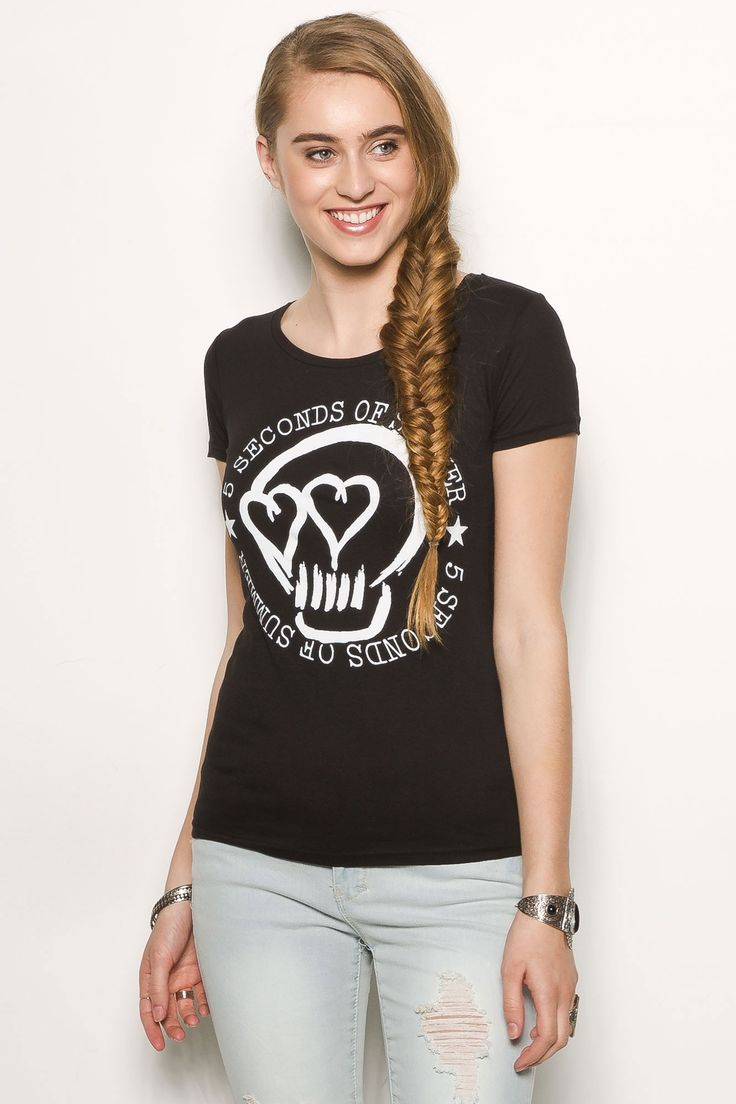 '5 Seconds of Summer' Licensed Graphic Tee $19.99