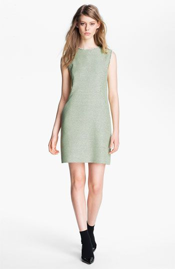 Miss Wu Modern Weave Shift Dress (Nordstrom Exclusive) available at #Nordstrom